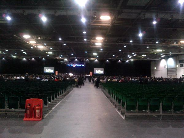 RCCG Workers Rally at London Excel Arena